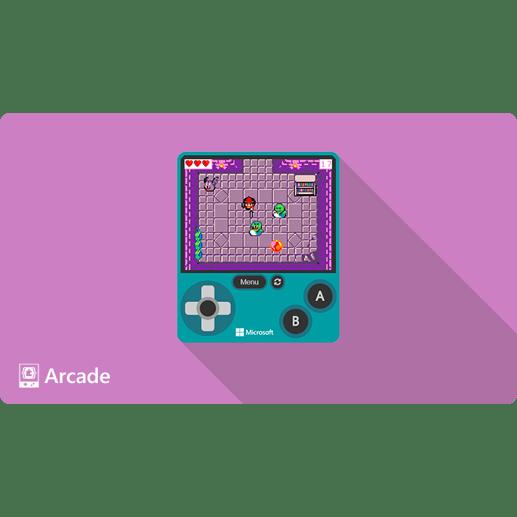MakeCode Arcade